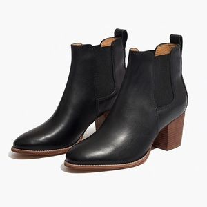 Madewell The Regan Boot Sz 7